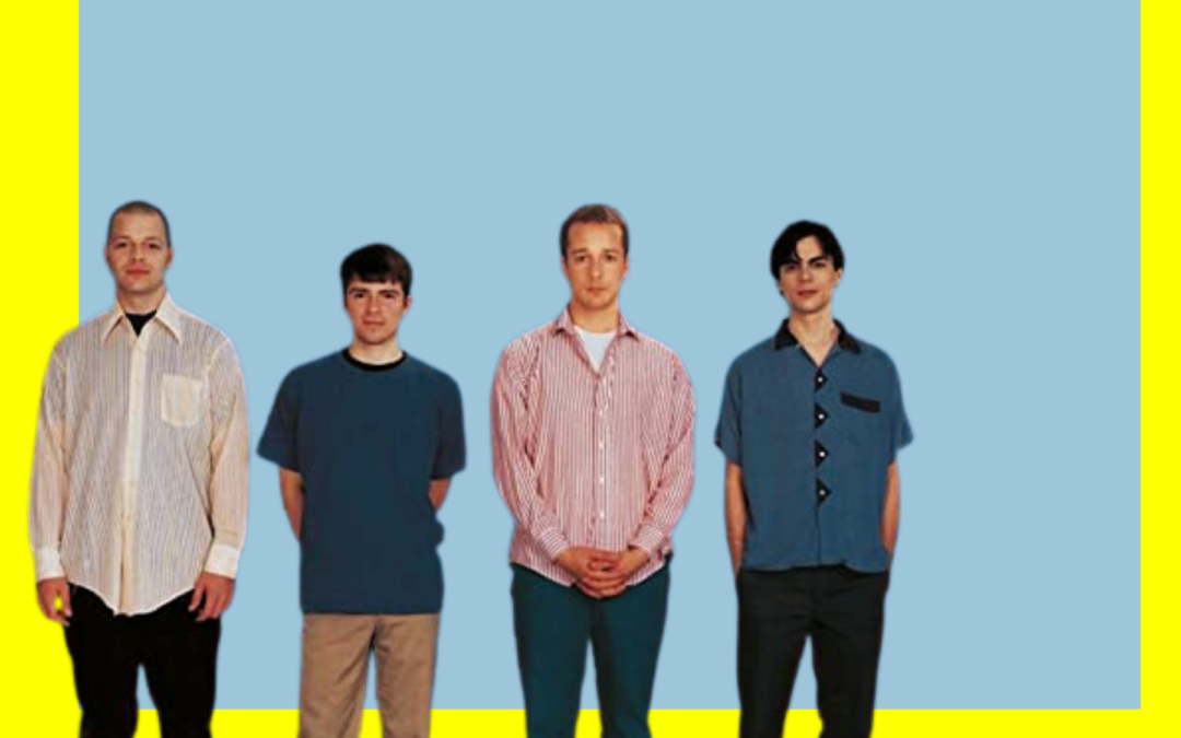 What does Weezer have to do with Church Innovation?